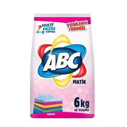 ABC - ABC MATIK 6 KG COLOR