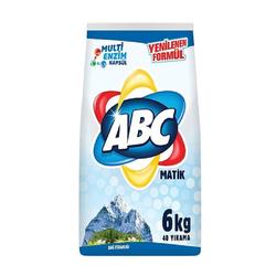 ABC - ABC MATIK 6 KG DAG
