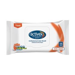 ACTIVEX - ACTIVEX ISLAK MENDIL AKTIF 56