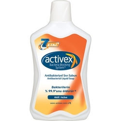 ACTIVEX - ACTIVEX SIVI SABUN 700 ML AKTIF