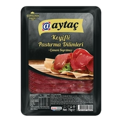 AYTAC - AYTAC KEYIFLI PASTIRMA 75GR