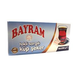 BAYRAM - BAYRAM KUP SEKER 500GR SARGILI