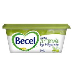 BECEL - BECEL MARGARIN 500GR ZEY.YAGLI KASE