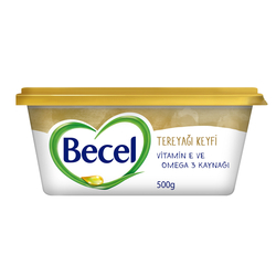BECEL - BECEL TEREYAG KEYFI 500 GR KASE