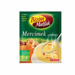 BIZIM - BIZIM CORBA MERCIMEK 72GR