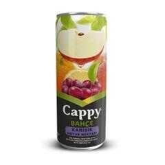 CAPPY - CAPPY 330 ML KARISIK TNK