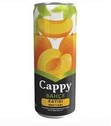 CAPPY - CAPPY 330 ML KAYISI TNK