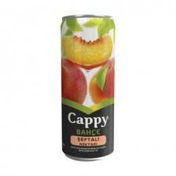 CAPPY - CAPPY 330 ML SEFTALI TNK