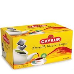 CAYKUR - CAYKUR 200 GR DEMLIK POSET