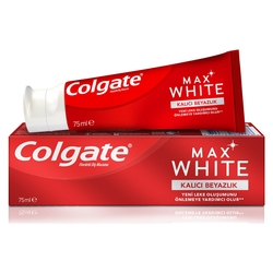 COLGATE - COLGATE DM MAX KALICI BEYAZLIK 75 ML