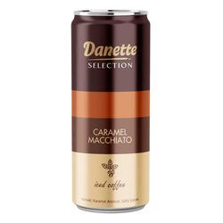 DANONE - DANONE DANETTE SELEC.CAR.MOCHA 250ML