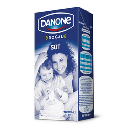 DANONE - DANONE SUT Y.YAGLI 1 LT