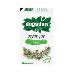 DOGADAN - DOGADAN BEYAZ CAY 18`LI 25,2 GR
