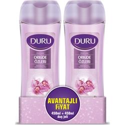 DURU - DURU DUS JEL 450 ML+450 ML ORKIDE