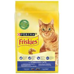 COLI - FELIX FRISKIES CAT SALMON VEG 6*17 KG