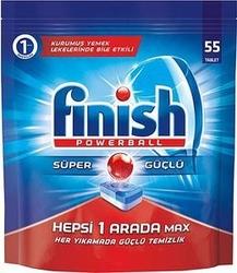 FINISH - FINISH H.B.A TABLET 55 LI LMN