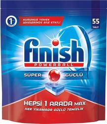 FINISH - FINISH H.B.A TABLET 55 LI