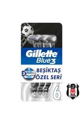 GILLETTE - GILLETTE BLUE3 6 LI TARAFTAR