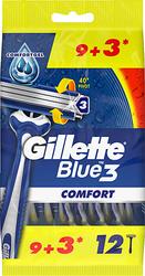 GILLETTE - GILLETTE BLUE3 9+3 12 LI