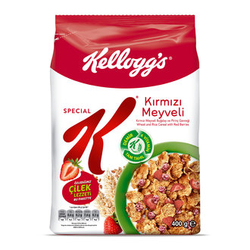 KELLOGS - KELLOGS SPECIAL KIRMIZI MEVYE 400 GR