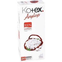 KOTEX - KOTEX ANYDAYS TEKLI NORMAL 20