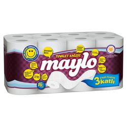 MAYLO - MAYLO TUVALET KAGIDI 16 LI 3 KAT