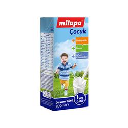 MILUPA - MILUPA APTAMIL JUNIOR SUT 200 ML
