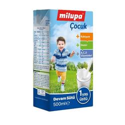 MILUPA - MILUPA APTAMIL JUNIOR SUT 500ML