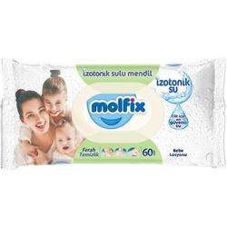 MOLFIX - MOLFIX ISLAK HAVLU 60 LI FERAH TEMIZLIK