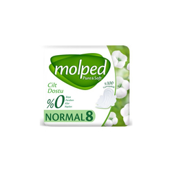 MOLPED - MOLPED PURE&SOFT TEK NORMAL 8