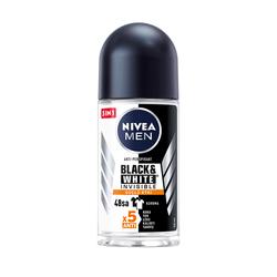 NIVEA - NIVEA ROLL-ON 50 ML B&W GÜÇLÜ ETKI ERK