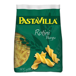 PASTAVILLA - PASTAVILLA 500 GR BURGU