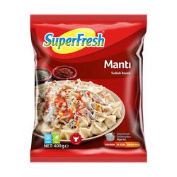 SUPERFRESH - SUPERFRESH MANTI 400 GR