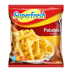 SUPERFRESH - SUPERFRESH PATATES 1 KG