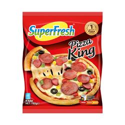 SUPERFRESH - SUPERFRESH PIZZA KING EKO 4 LU 780GR