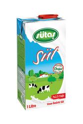 SUTAS - SUTAS SUT 1 LT %2,5 YAGLI