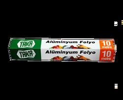 - TAKA ALUMINYUM FOLYO 10 MT