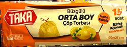 - TAKA BUZGULU COP TORBASI ORT 15
